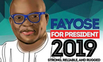 Fayose: I buried my presidential ambition because APC rigged Ekiti poll