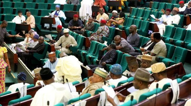 Finally, reps pass bill establishing South-East Commission