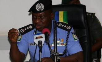 IGP: Police need N1trn — but got only N36bn in 2017 budget