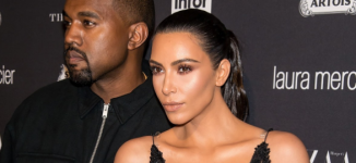 Kanye gets upset when I share nude photos, says Kim Kardashian