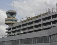 FAAN apologises over power outage at Lagos airport