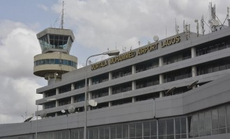 International flights operations resume at Lagos airport after landing equipment upgrade