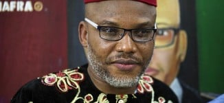 Igbo won't allow RUGA, Buhari detaining unarmed protesters… 5 things in Nnamdi Kanu's petition to UN