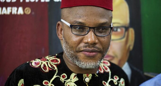 Nnamdi Kanu: Why I skipped bail