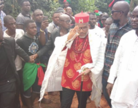 Nnamdi Kanu: How I was smuggled out of Nigeria during Operation Python Dance