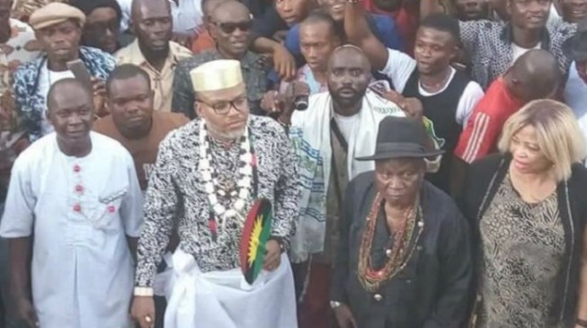 Umuahia youth give Ikpeazu 24 hours to dethrone Nnamdi Kanu's father