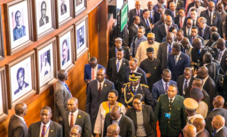 Osinbajo in Addis Ababa for AU summit