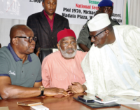 PHOTOS: PDP holds first NEC meeting since supreme court victory