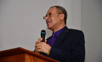 Pat Utomi: How I caused cabinet reshuffle as a reporter
