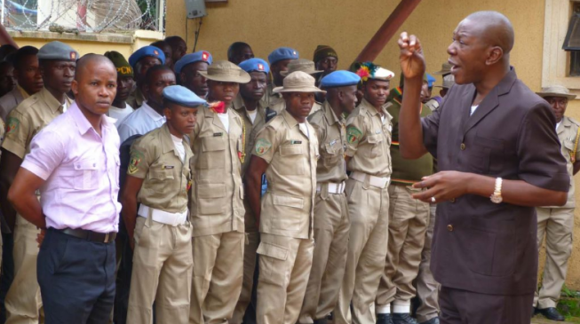 Dickson Akoh: Buhari can reconsider Peace Corps bill… I have asked over 2m volunteers to get PVCs
