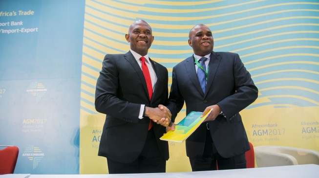 Afriexim, Elumelu sign $100m deal to drive intra-Africa trade