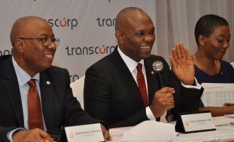 Transcorp may double profit at full year