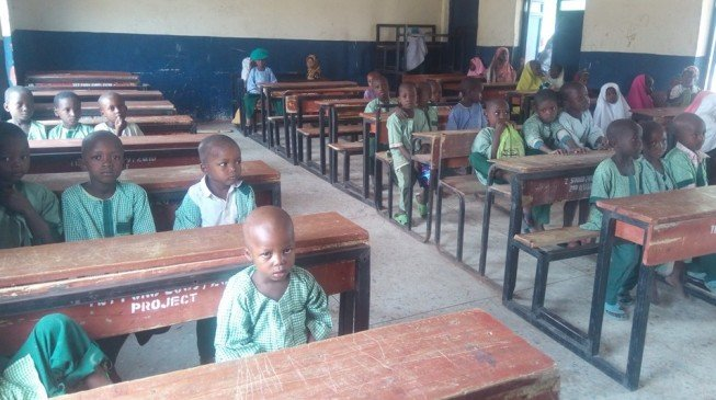 INVESTIGATION: School feeding lasts for only 10 days in Zamfara — and the pupils are begging for more