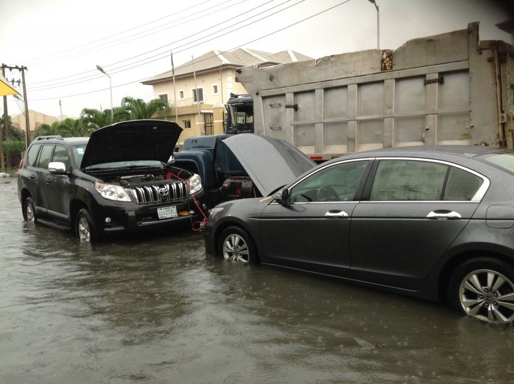 Flood may remain in your area through the weekend, Lagos alerts Ikoyi, VI residents - TheCable