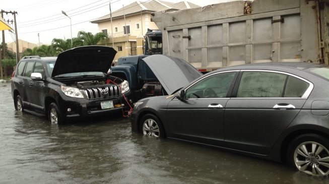 Flood may remain in your area through the weekend, Lagos alerts Ikoyi, VI residents