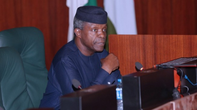 CONFIRMED: Osinbajo will swear in new ministers Wednesday