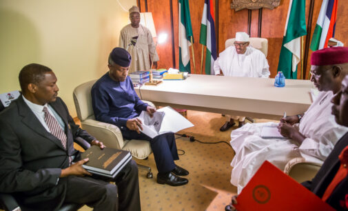 I can't tell you if heads will roll, says Osinbajo on SGF probe