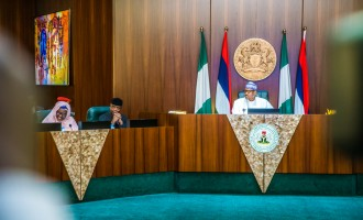 Buhari presides over his first FEC meeting in four months