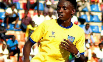 Gombe United striker Abbani wins VAT wonder goal award