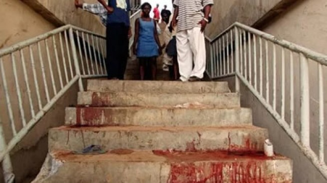 Anambra shooting: Police 'arrest' suspects