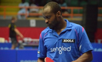 Aruna Quadri ranked 21st in the world — highest in his career