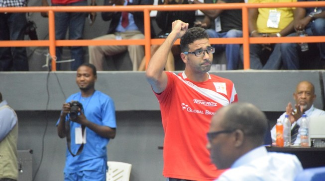 Nigeria Open: I'm indebted to Lagos fans, says Omar Assar