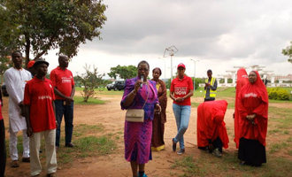 BBOG: Parents of rescued Chibok girl are currently IDPs