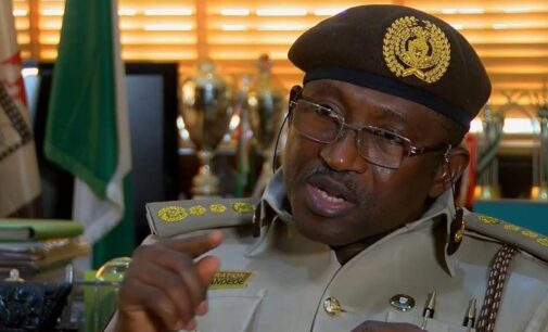 'It's in national interest' — Immigration CG speaks on movement restriction at borders