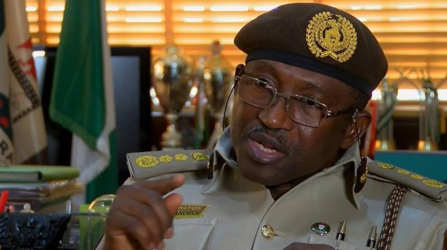 ALL our officers will undergo drug test to handle weapons, says immigration CG