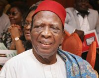 Nwabueze: June 12 declaration illegal… Buhari trying to rescue his dying image