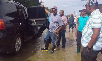 PHOTOS: Flood 'sacks 110,000 people' in Benue