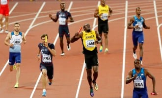 London 2017: No fairytale ending for Bolt, unable to finish final race