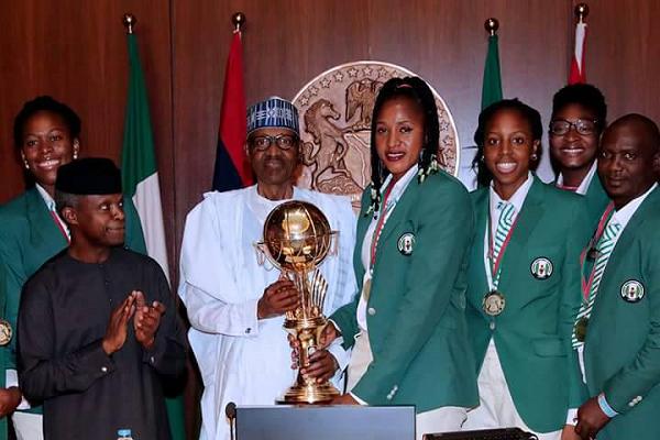 Buhari and DTigress1
