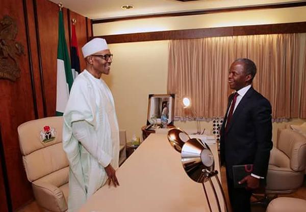 Buhari and Osinbajo1