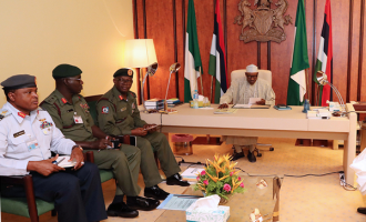 Buhari, replace service chiefs now