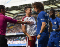 Chelsea start EPL title defence on shaky note