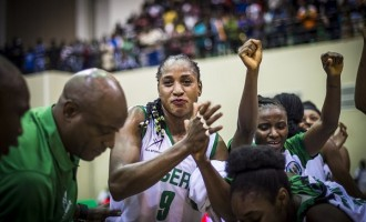 NBBF sacks Vincent as D'Tigress coach