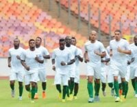 Home-based Eagles defeat Benin, qualify for CHAN 2018