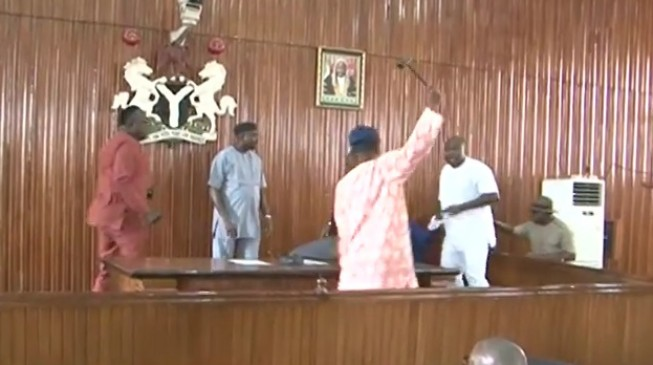 We are addressing the crisis in the state assembly, says Edo APC