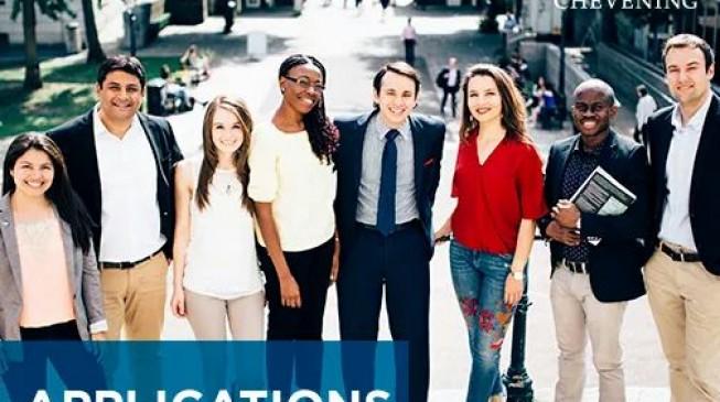 NOW OPEN: Chevening scholarships for master's in UK