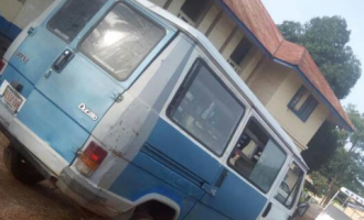 FRSC rescues 44 children from 'traffickers'
