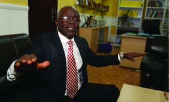 Falana speaks on arrests of separatist leaders, asks FG not to declare war on South Cameroonians