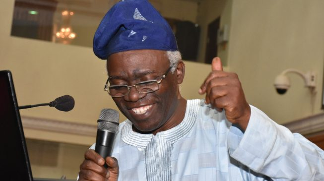 Falana: DSS reminding us of how Buhari's military regime jailed journalists