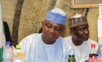Watch your tongue, Garba Shehu warns those criticising Buhari