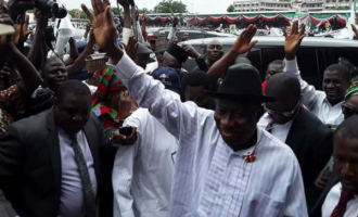 Jonathan: Even God believes in PDP, nobody can intimidate us