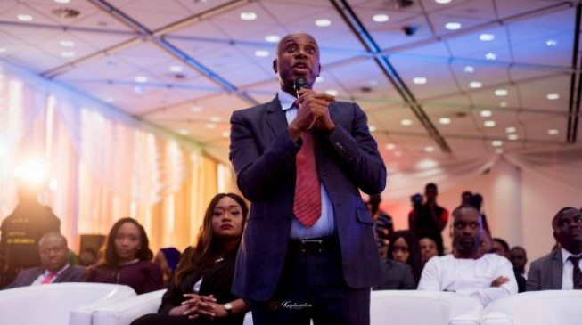 'You are speaking trash' — Sowunmi, Amaechi clash at presidential debate