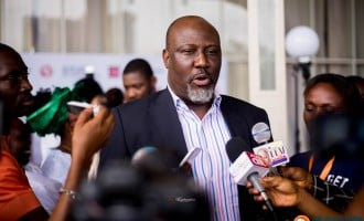 I have failed this nation, says Melaye