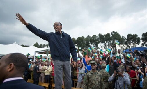 Kagame victory expected as Rwandans vote in presidential election