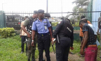 12 'Ile-Zik kidnappers' sent to Ikoyi prison