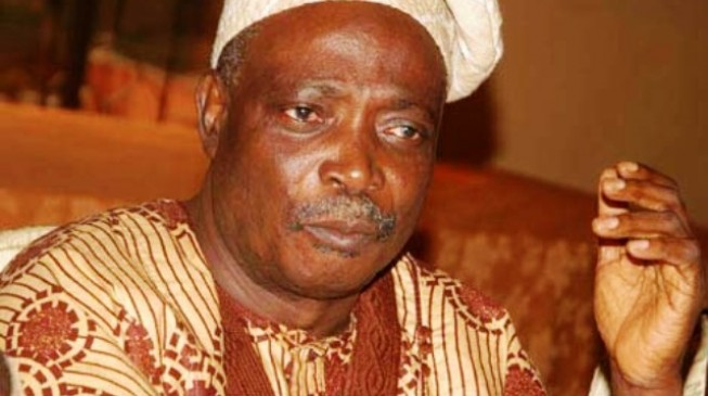 Ladoja, former Oyo governor, returns to PDP